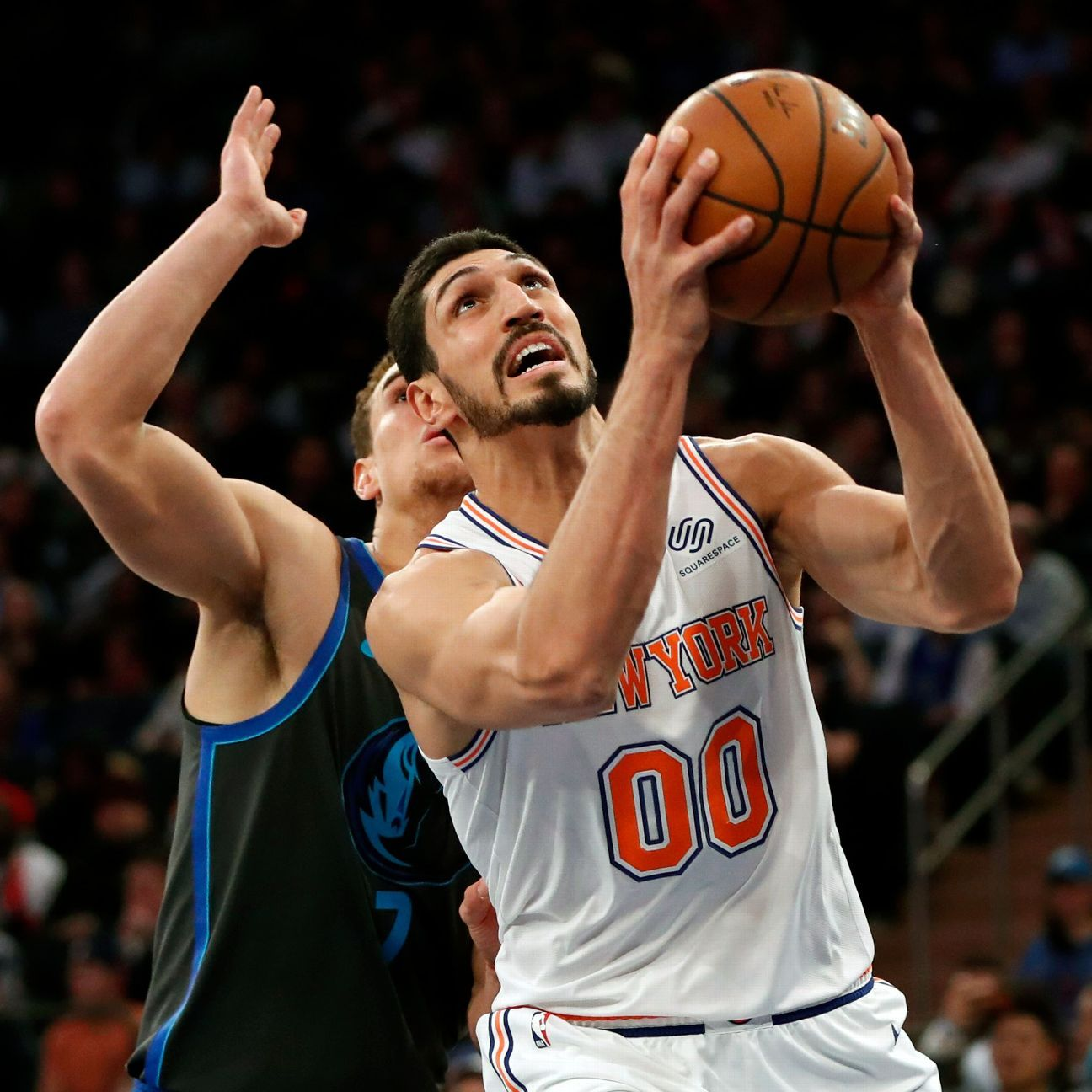 knicks expected to begin enes kanter buyout talks after