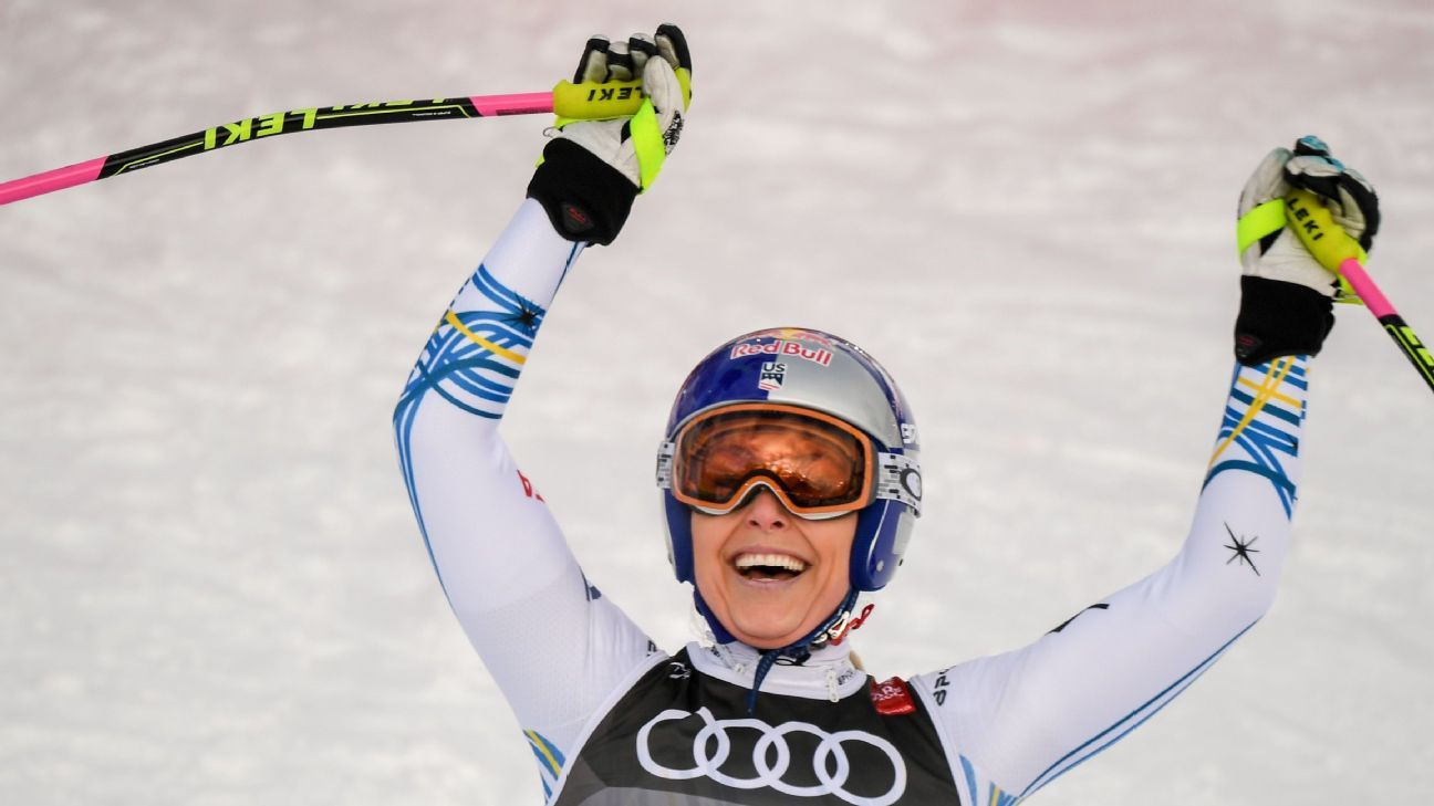 Image result for Lindsey Vonn wins bronze medal in final race of her skiing career