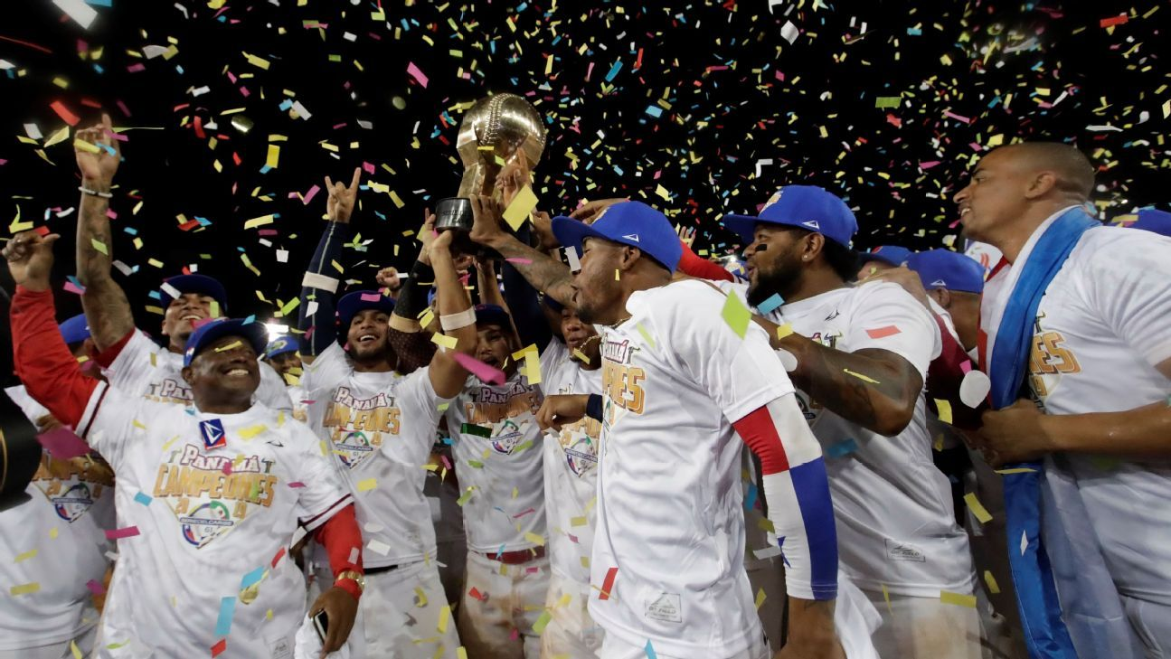 Panama wins first Caribbean Series since 1950