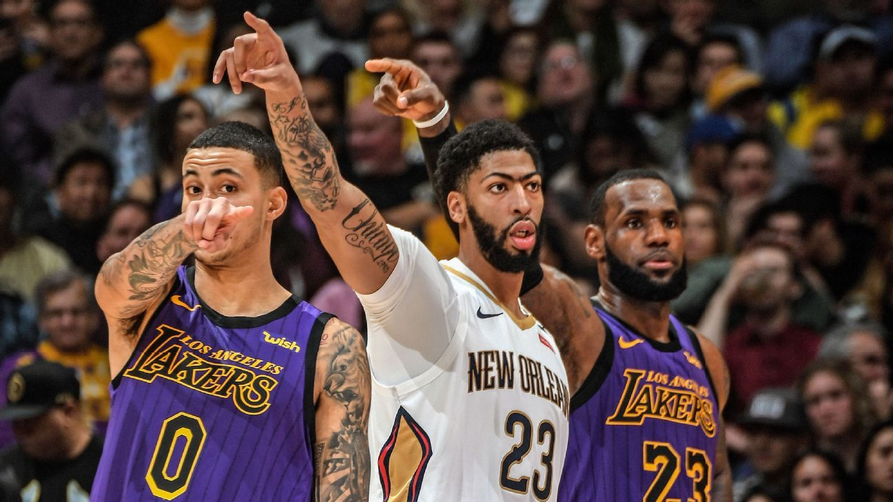 071887092882 The Lakers  best Anthony Davis trade chips might not be Lakers yet - NBA
