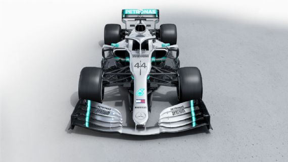 Mercedes and the 2019 car aiming for a place in the F1 record books