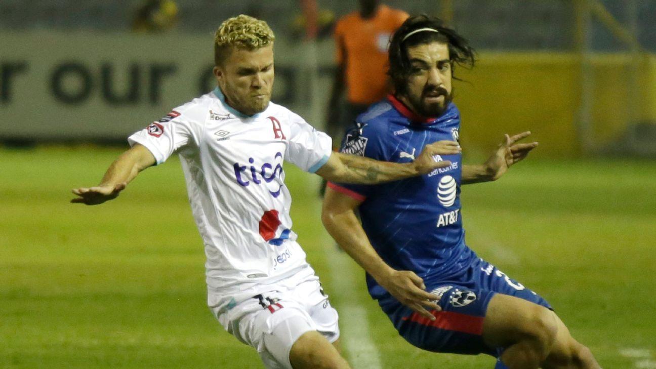 Alianza FC vs. Monterrey - Reporte del Partido - 20 febrero 47b1c59c8c57e