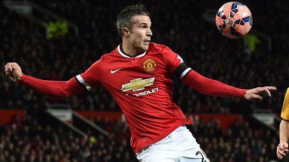 Excompañero De Van Persie Revela Por Qué Cambió Al Arsenal Por El Manchester United
