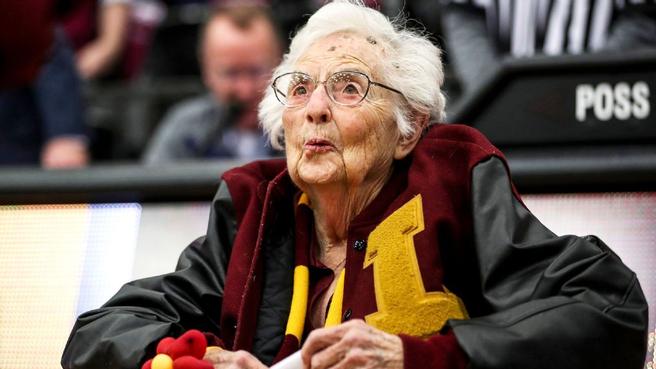 Sister Jean and Loyola won your heart, have returned for