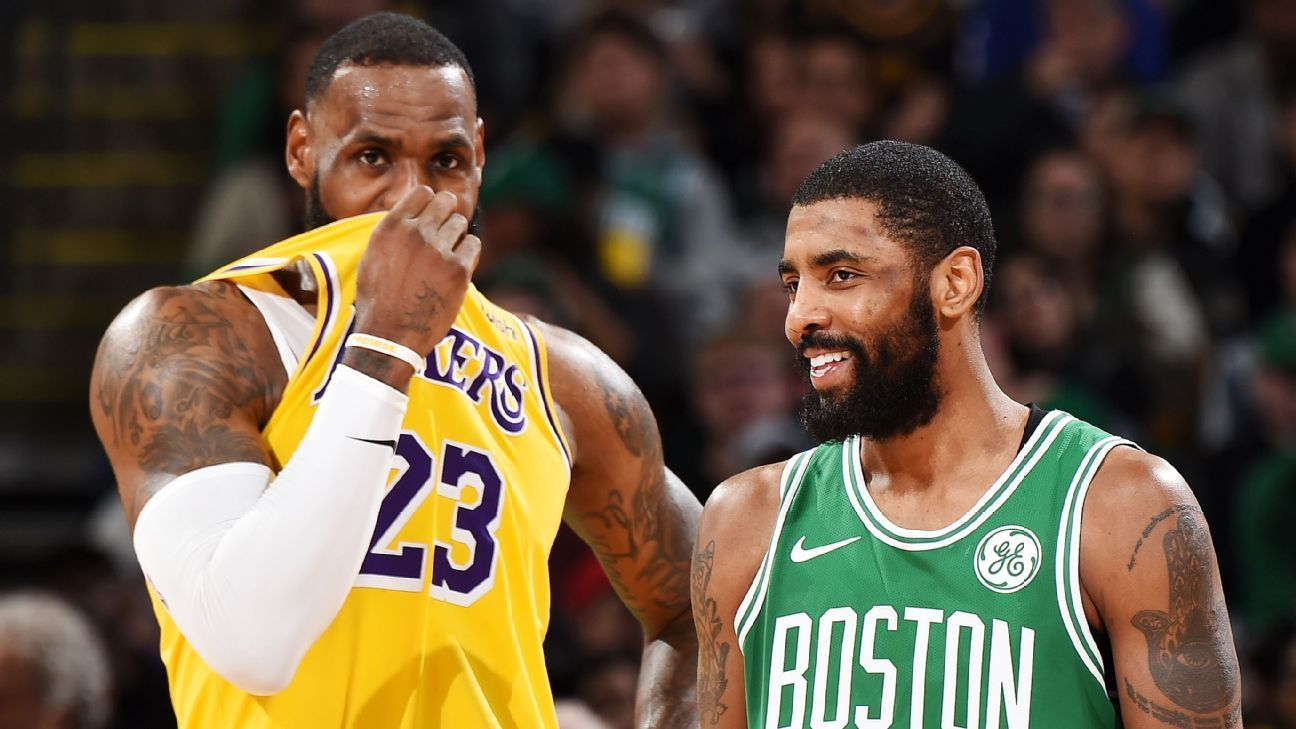 9ce4c19abf3 Where Lakers and Celtics can look for inspiration