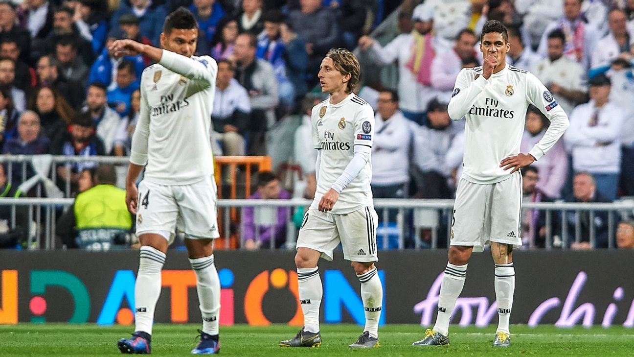 a0355fe588f Why Real Madrid suffered their darkest night in Champions League history