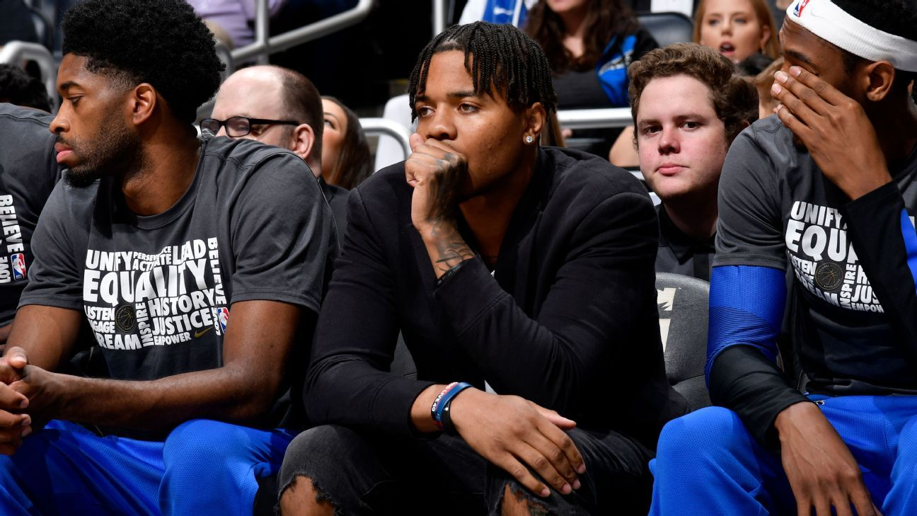 Fultz, 2 others have options picked up by Magic