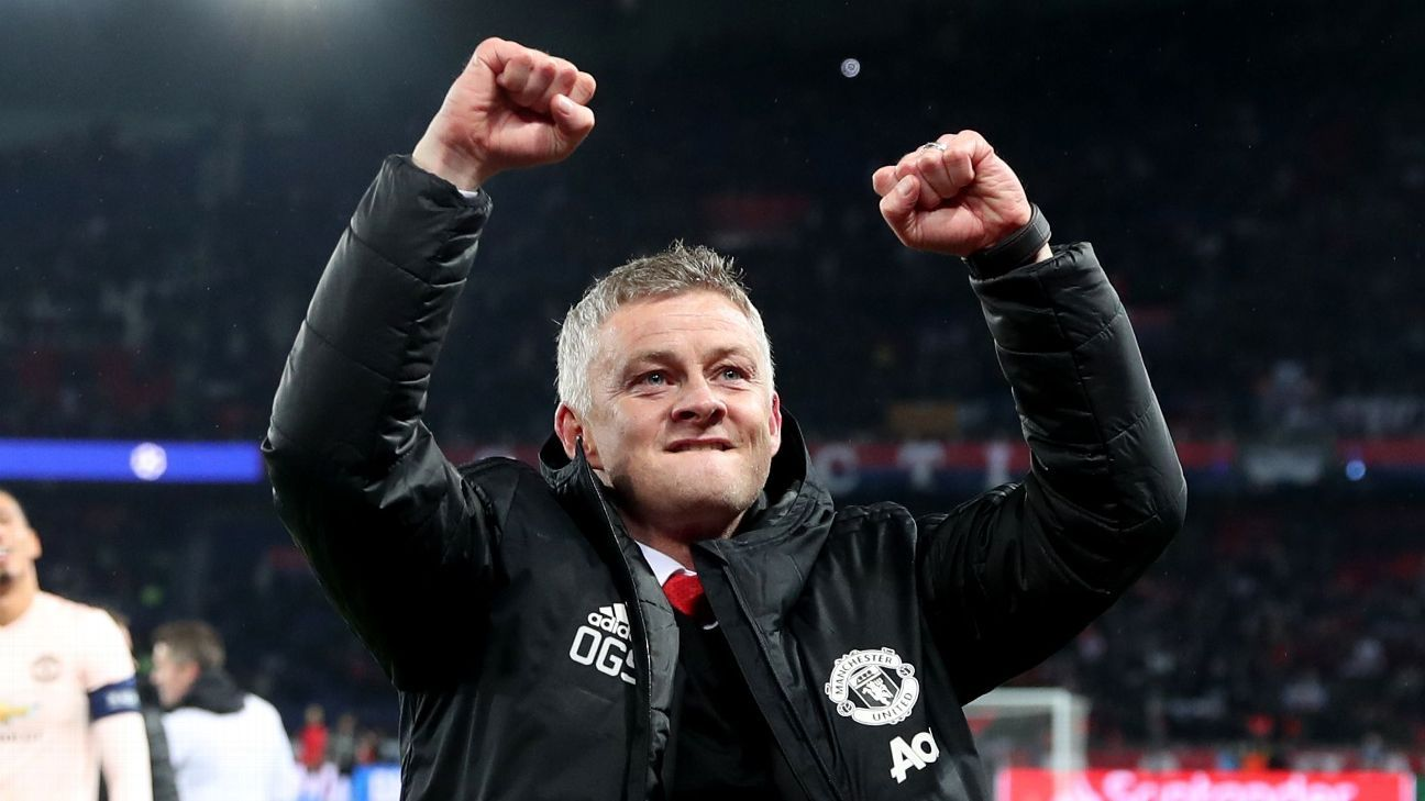 Solskjaer proves he's the only choice for Man United