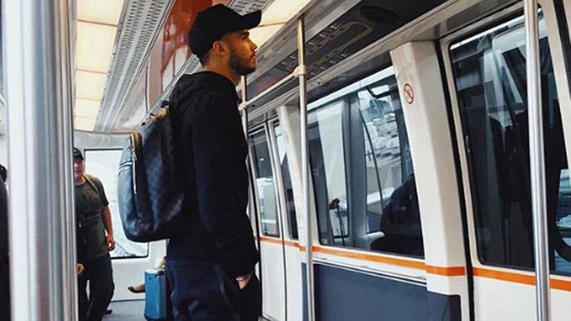 e749b404f Diego Reyes en el metro