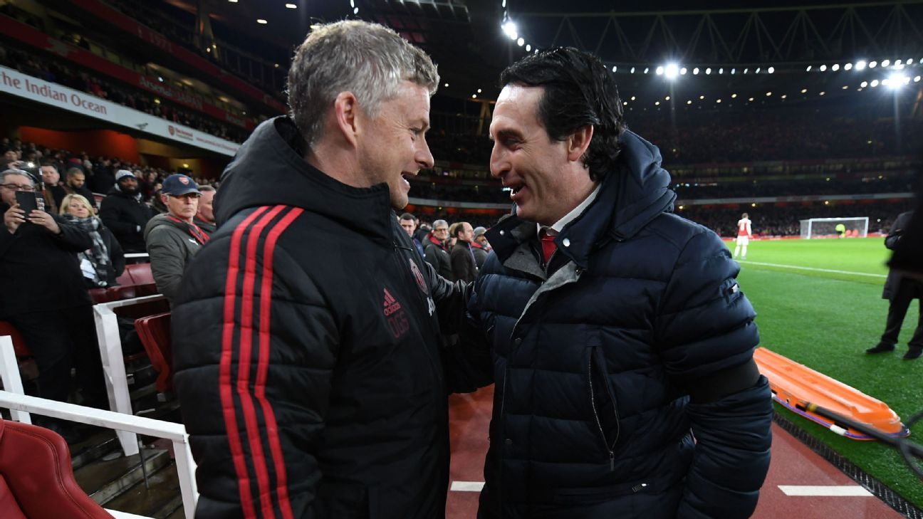 Manchester United vs. Arsenal: How long before they are back among Premier League's best?