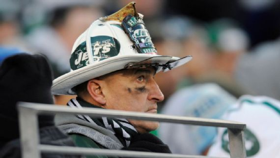 The top 25 most miserable fan bases in professional sports