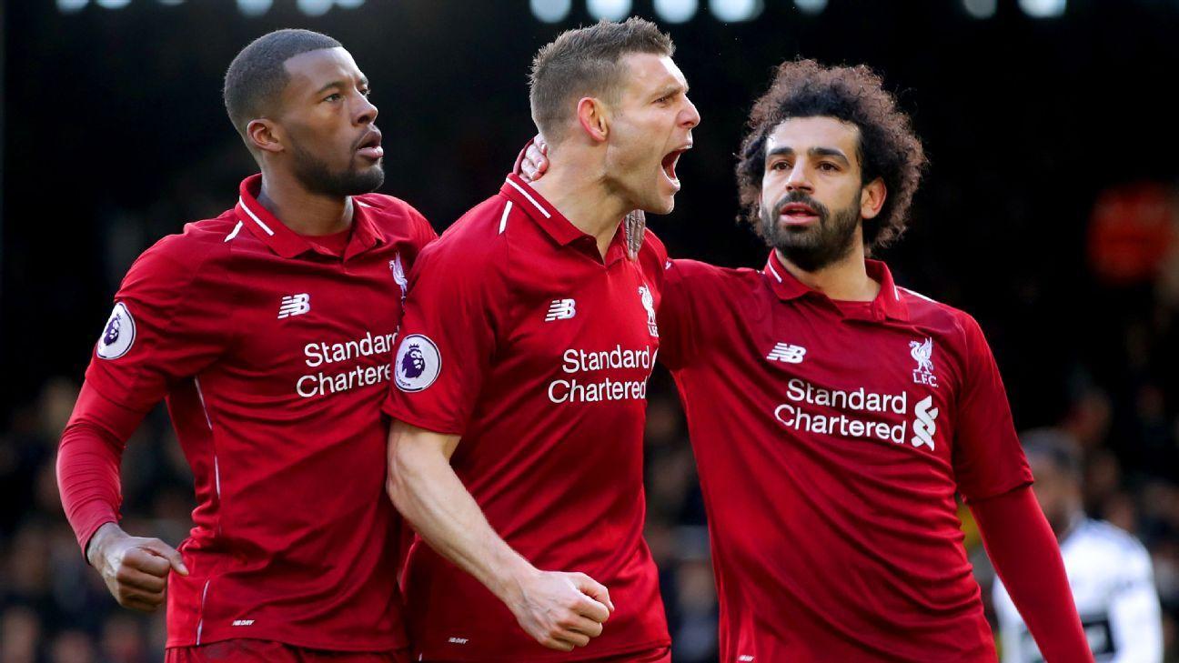 Liverpool: Football Match Summary