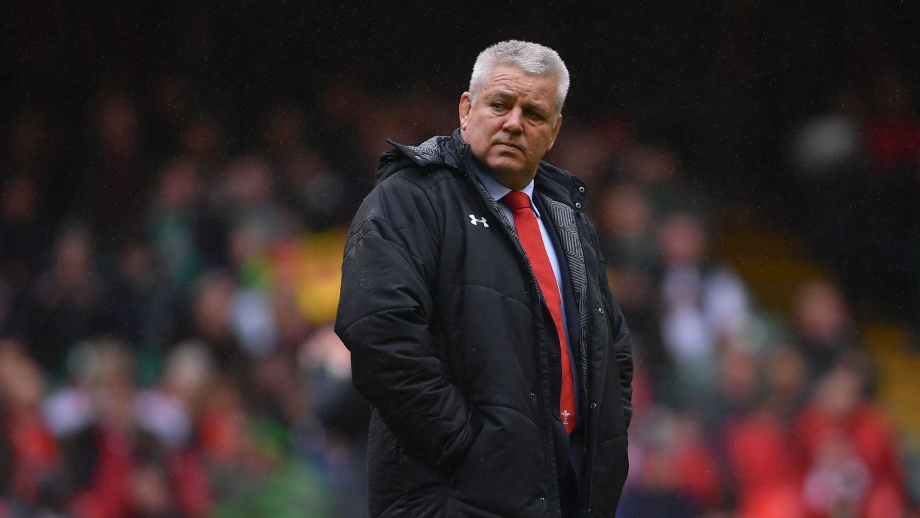 Gatland agrees to coach British & Irish Lions in 2021 - sources