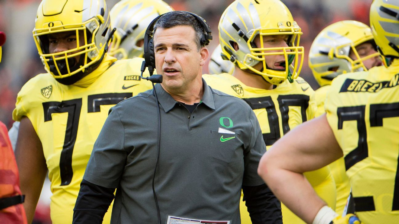 Oregon's strategy of viewing California as a home state is paying off in big ways as the Ducks out-recruit USC and UCLA.