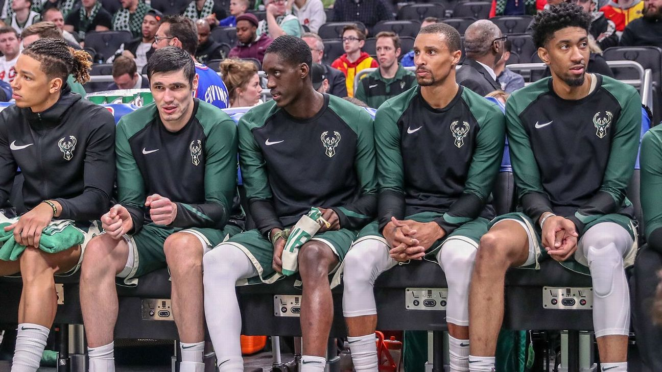 Bucks Use State Of The Art Technology On Bench Seats With Controls For Temperature Height