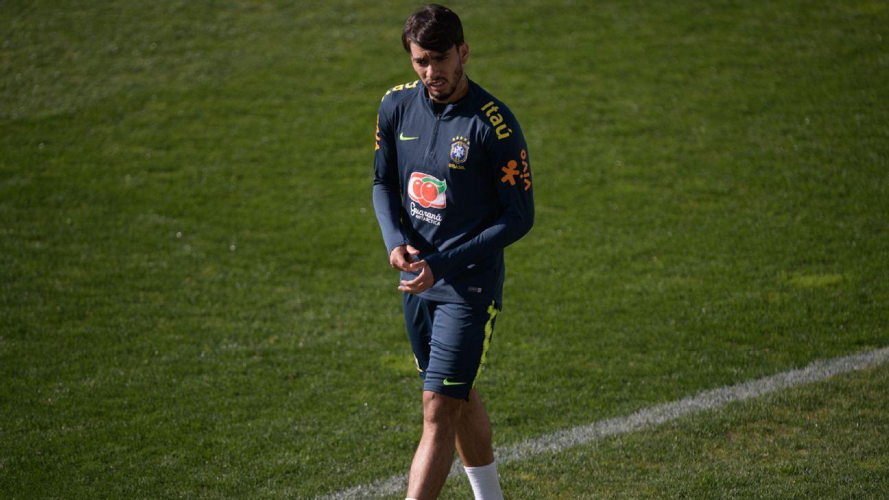 dddfacfb842cf Seleção brasileira  Paquetá vive sequência impressionante de jogos ...