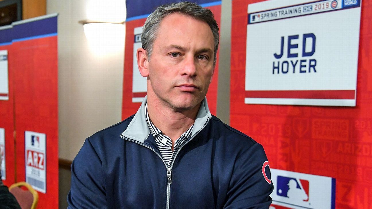 Jed Hoyer says Chicago Cubs' major trade-deadline shakeup was 'right thing for the organization'