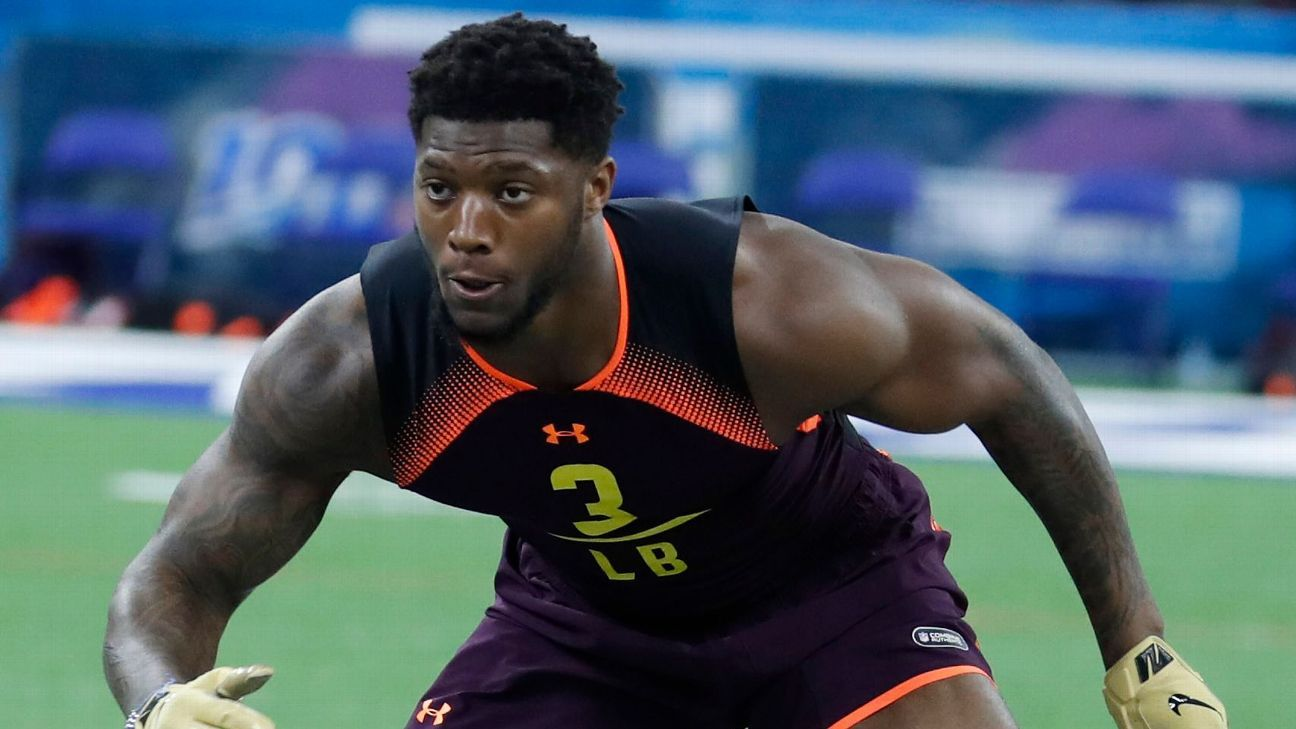 Kentucky's Josh Allen says he's not just the best edge rusher in this year's draft, but the best overall player.
