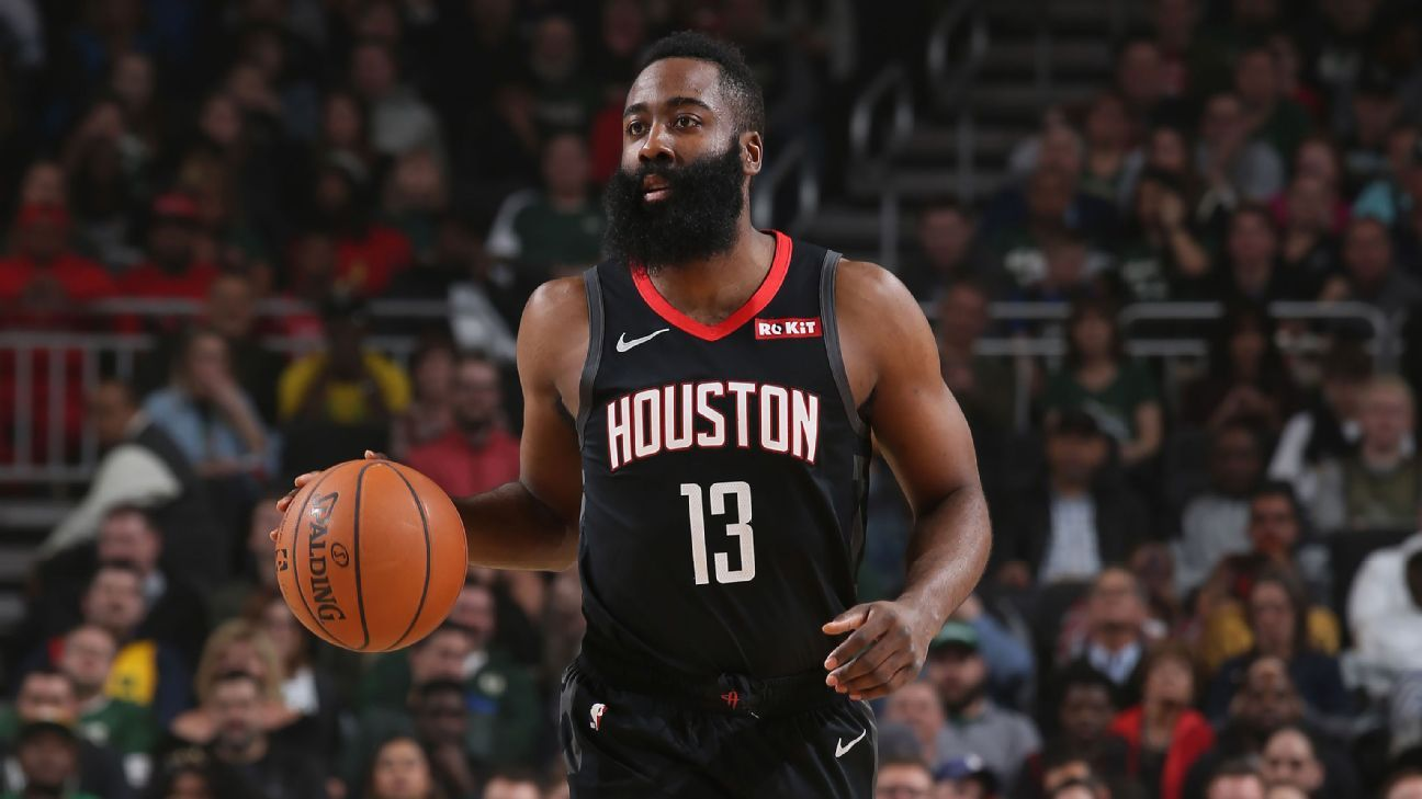 Harden passes on World Cup, to focus on Rockets