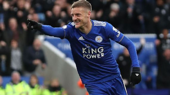 Fantasy Premier League -- Vardy is a blast from the past