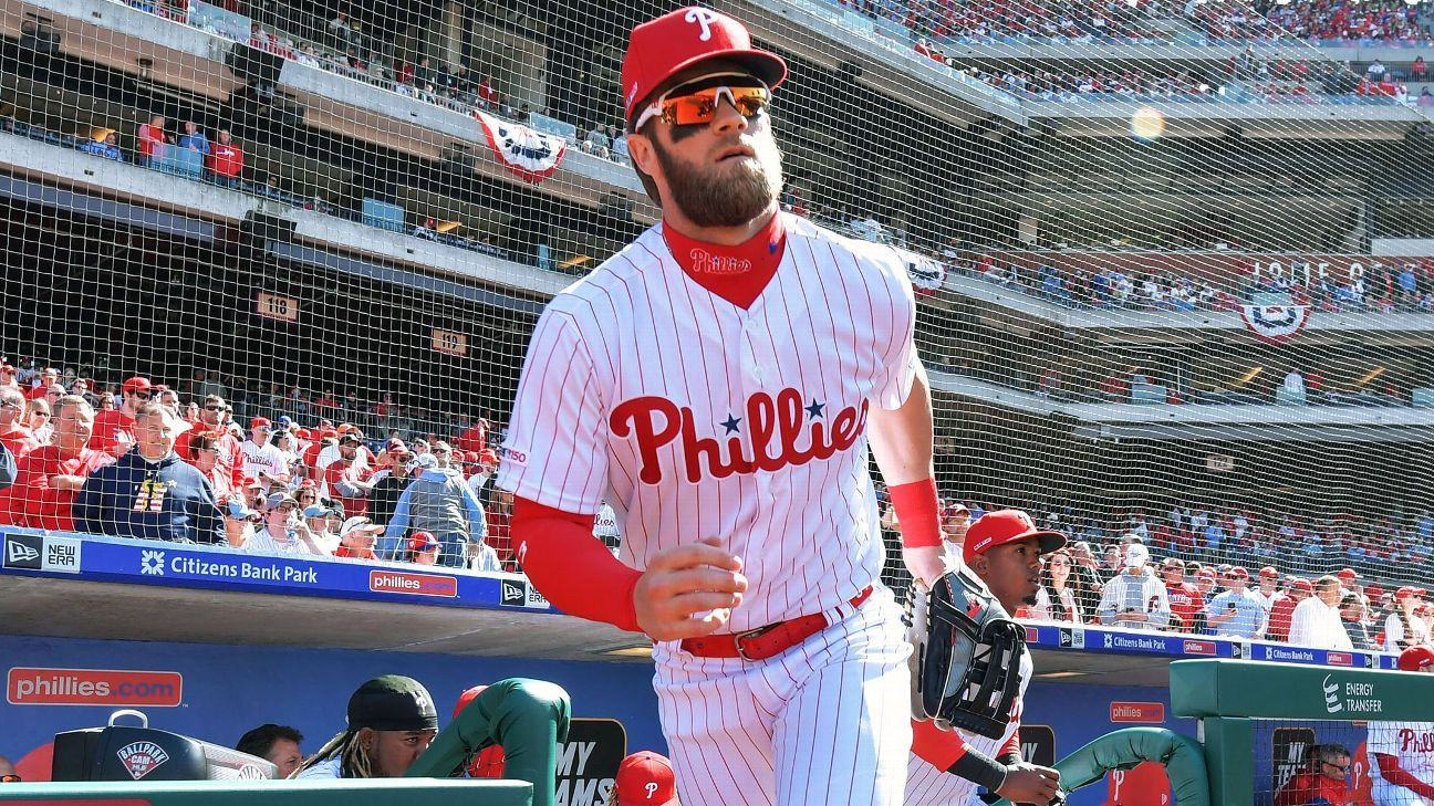 Mvp Booed In Philly Predicting Bryce Harper S First Year