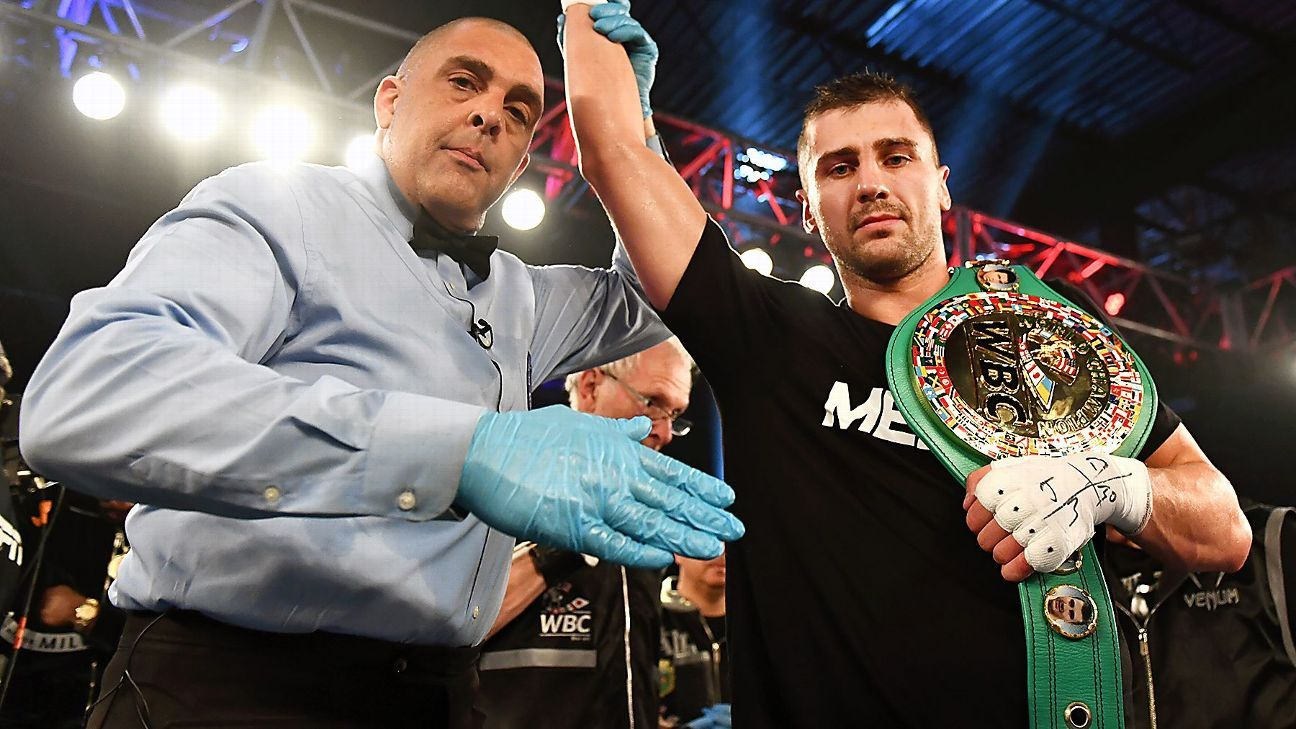Gvozdyk-Beterbiev a fight that boxing fans can't wait to see