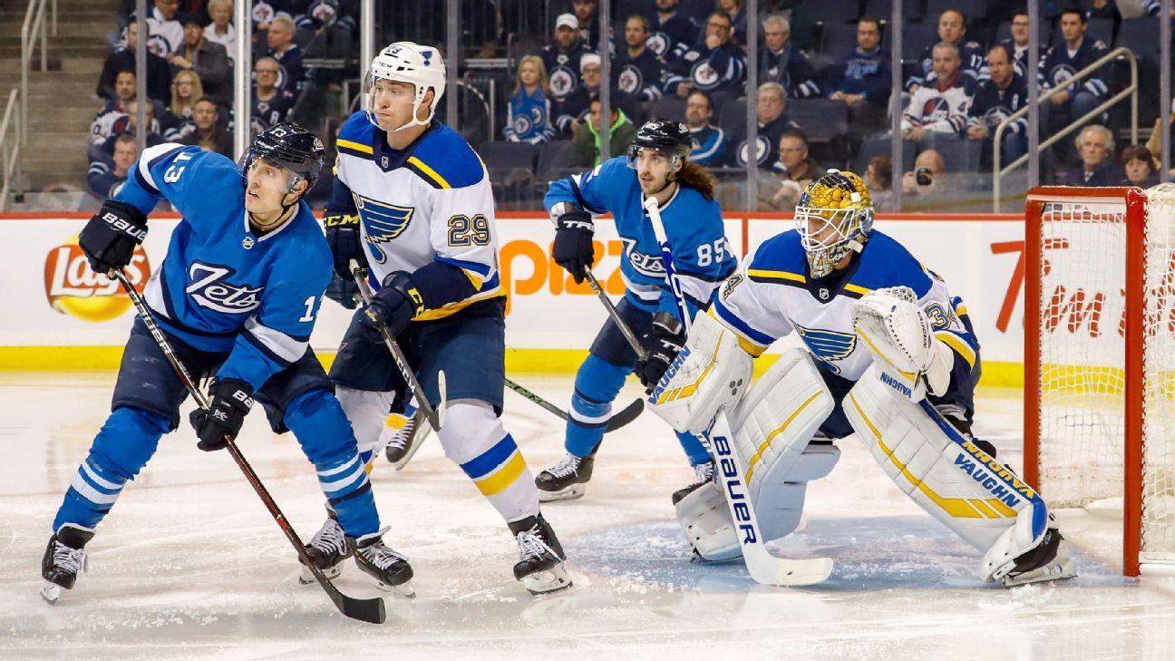blues hockey playoff schedule 2019