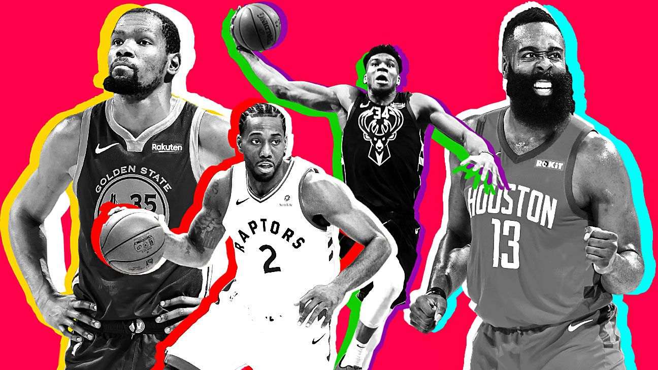 117b8a07d12 Everything to know for the opening round of the 2019 NBA playoffs