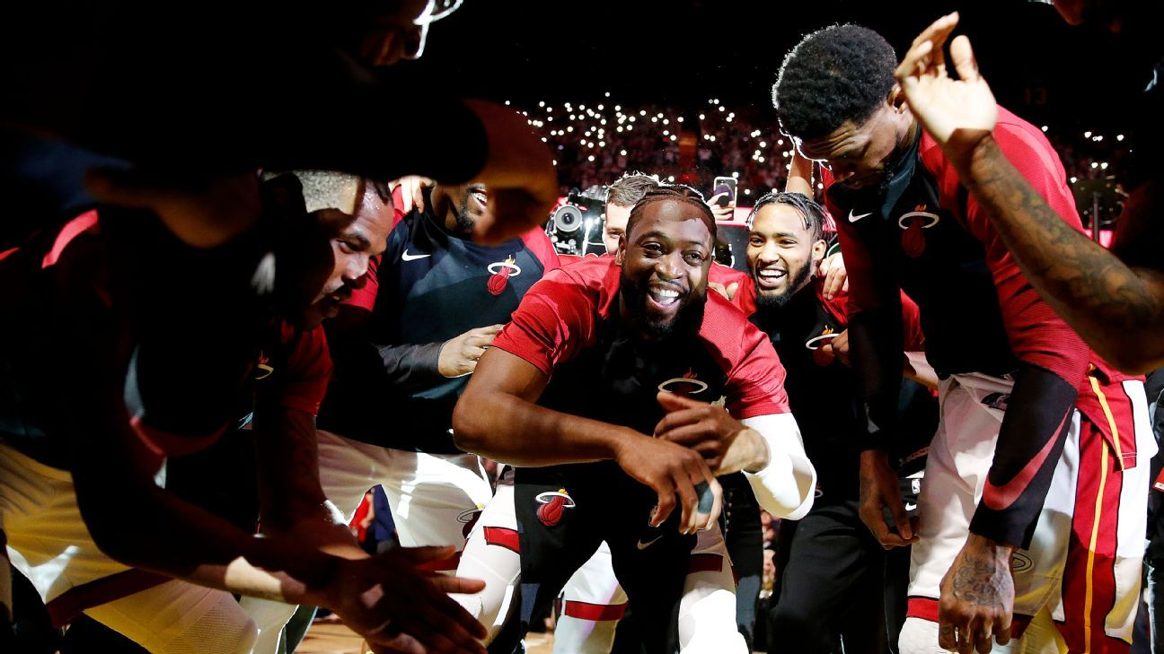cc335eb5a8b8 Wade thankful as Miami run ends on perfect note