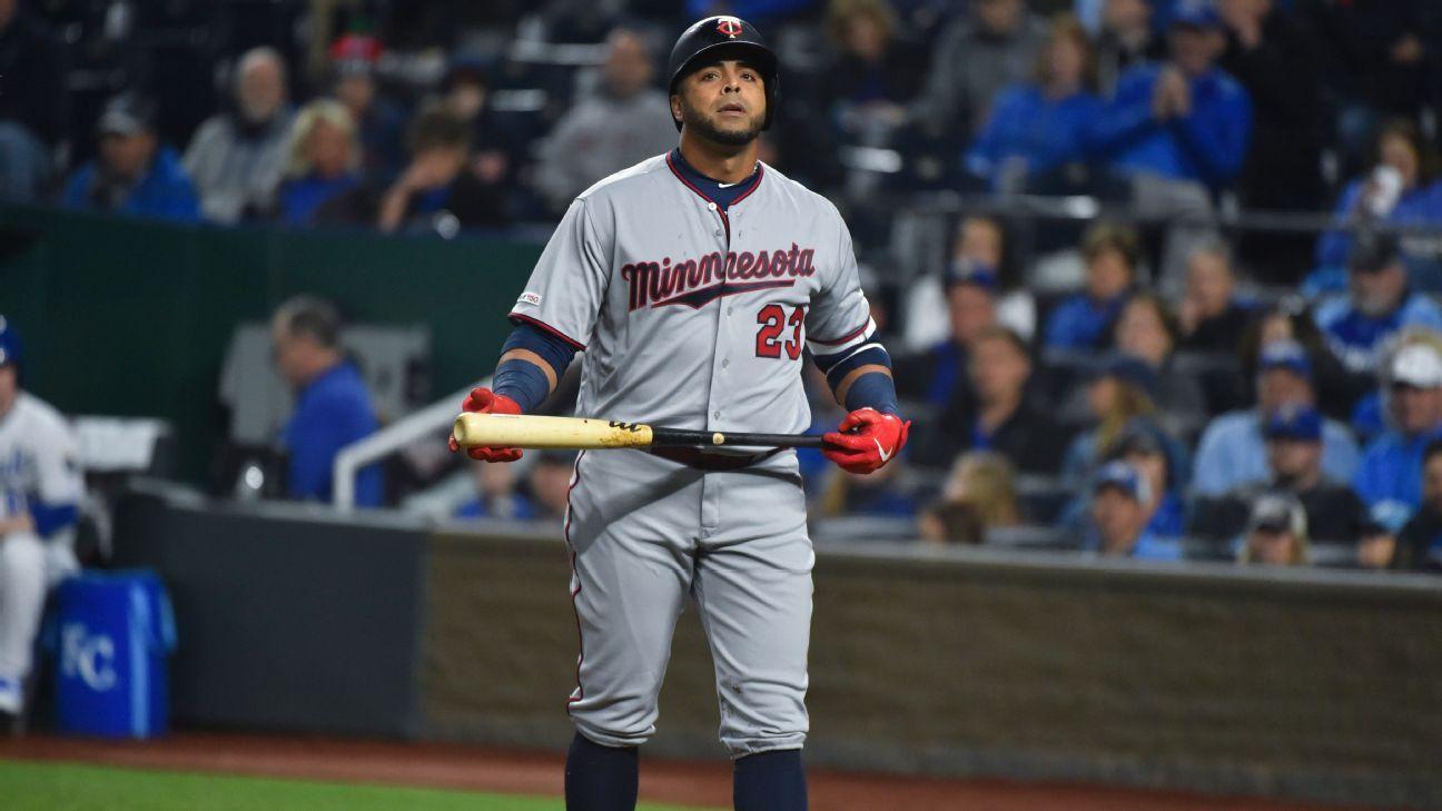 Resultado de imagen para Nelson Cruz, Rangers/Orioles/Mariners/Twins