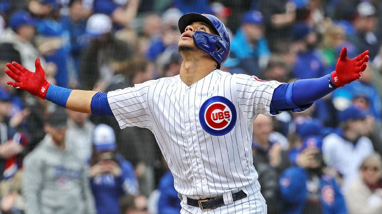 What if the Cubs had stopped making trades in 2016?