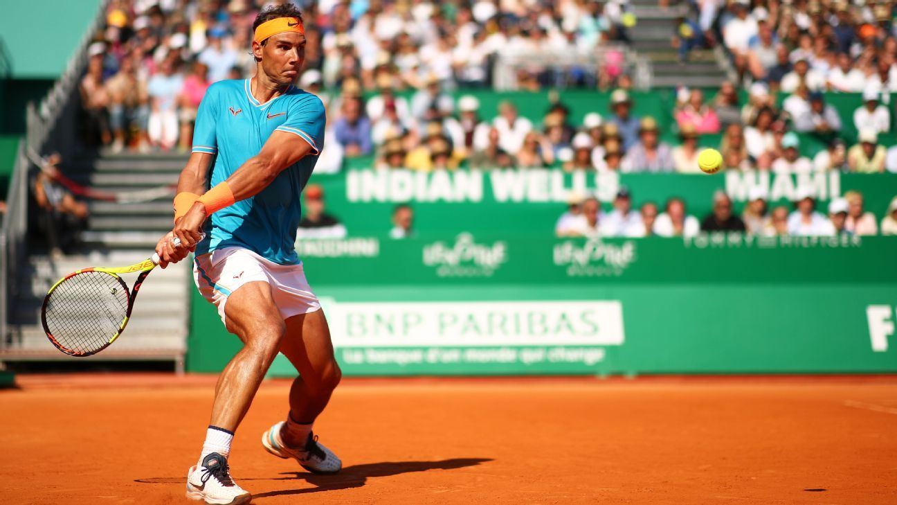 Rafael Nadal opens clay season with easy win at Monte Carlo Masters