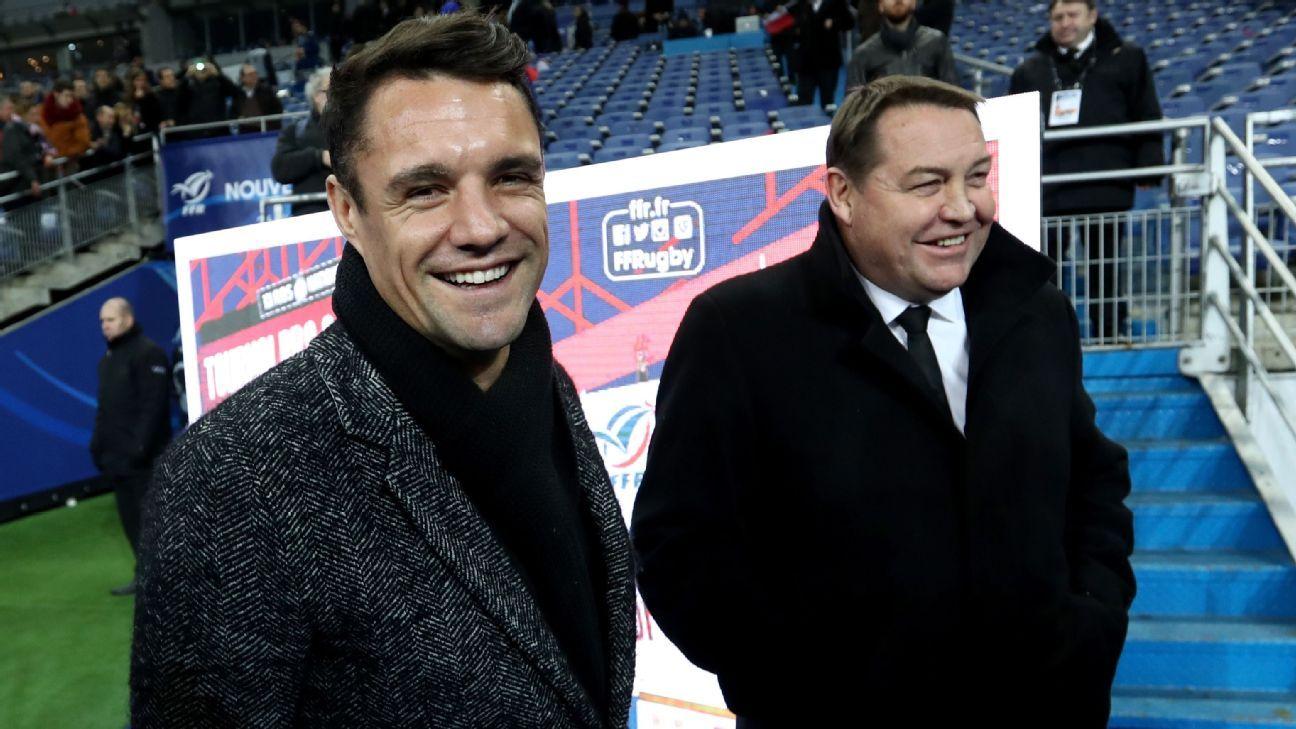 Graham Henry backs shock Dan Carter Rugby World Cup call