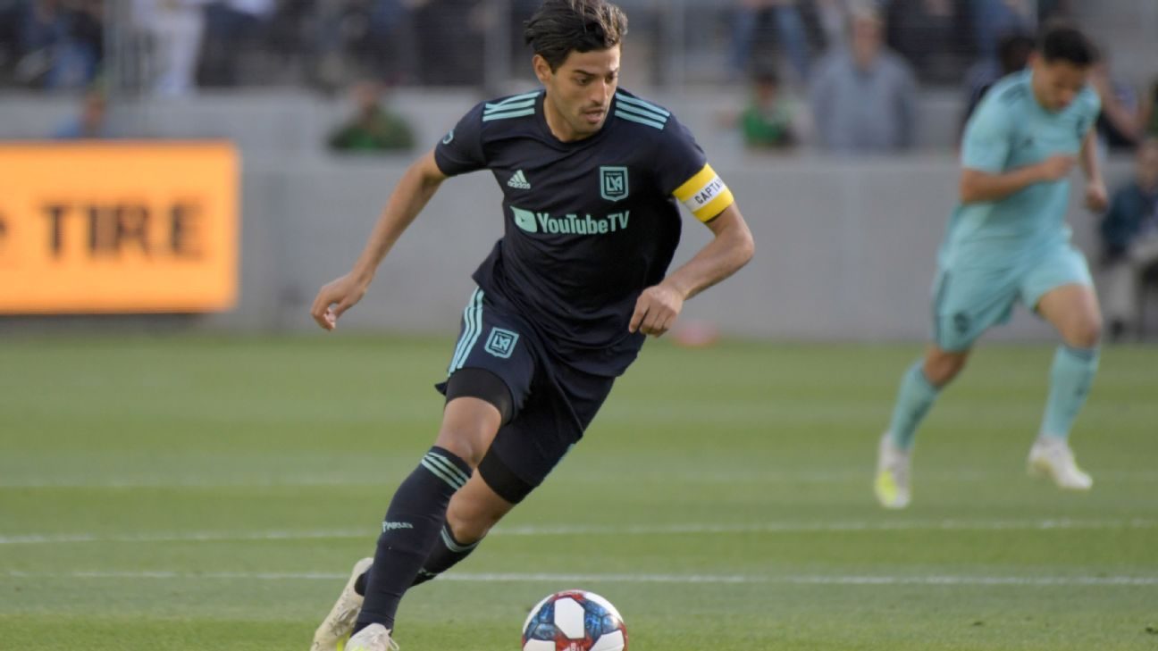 Fantasy MLS: Why Carlos Vela is a tougher choice than usual this week