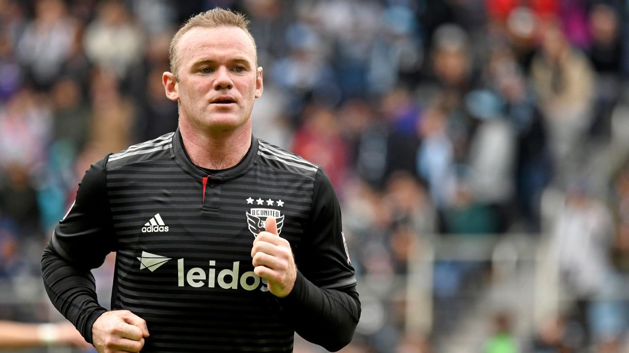 MLS Power Rankings: Rooney and DC drop, as Timbers make move