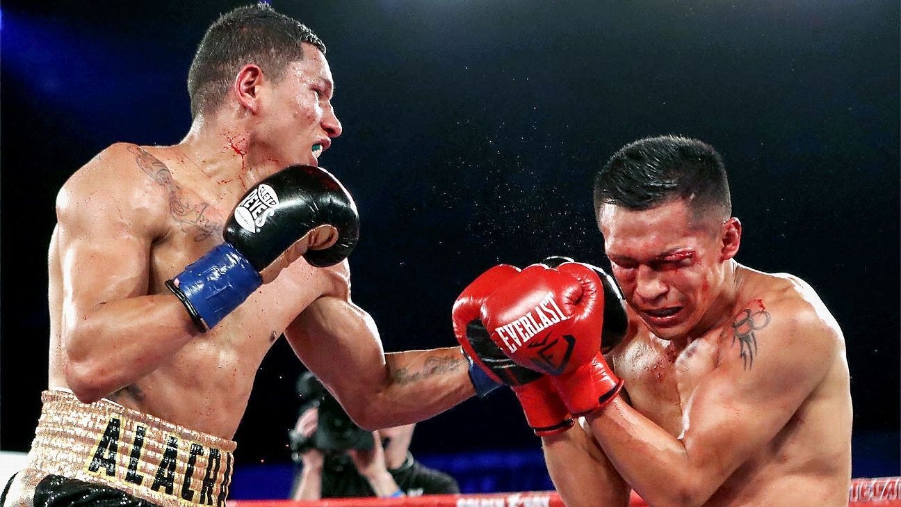 Berchelt eyes Lomachenko but aims to take care of Vargas first