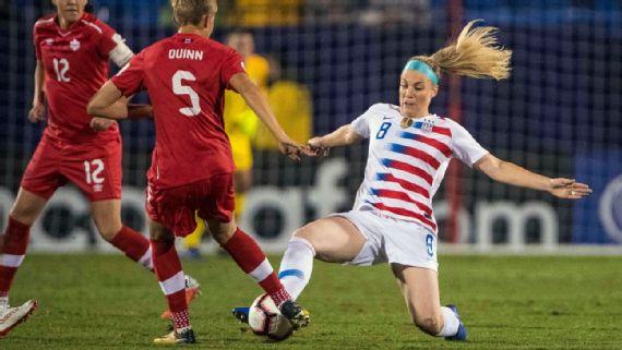934227aa4 Julie Ertz is the ass kicker of the U.S. women s national team