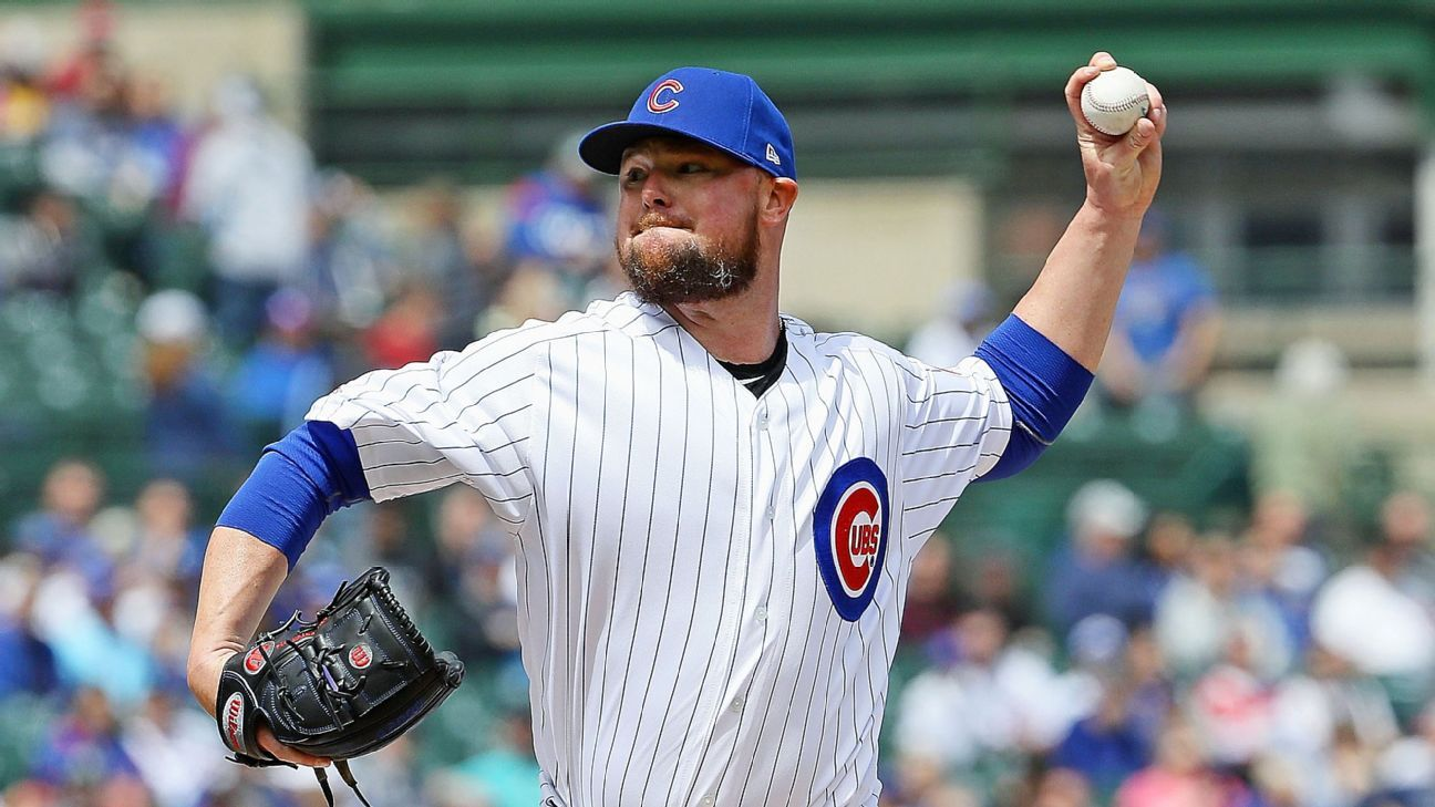 Olney: Career-long consistency helps Lester target a place in history