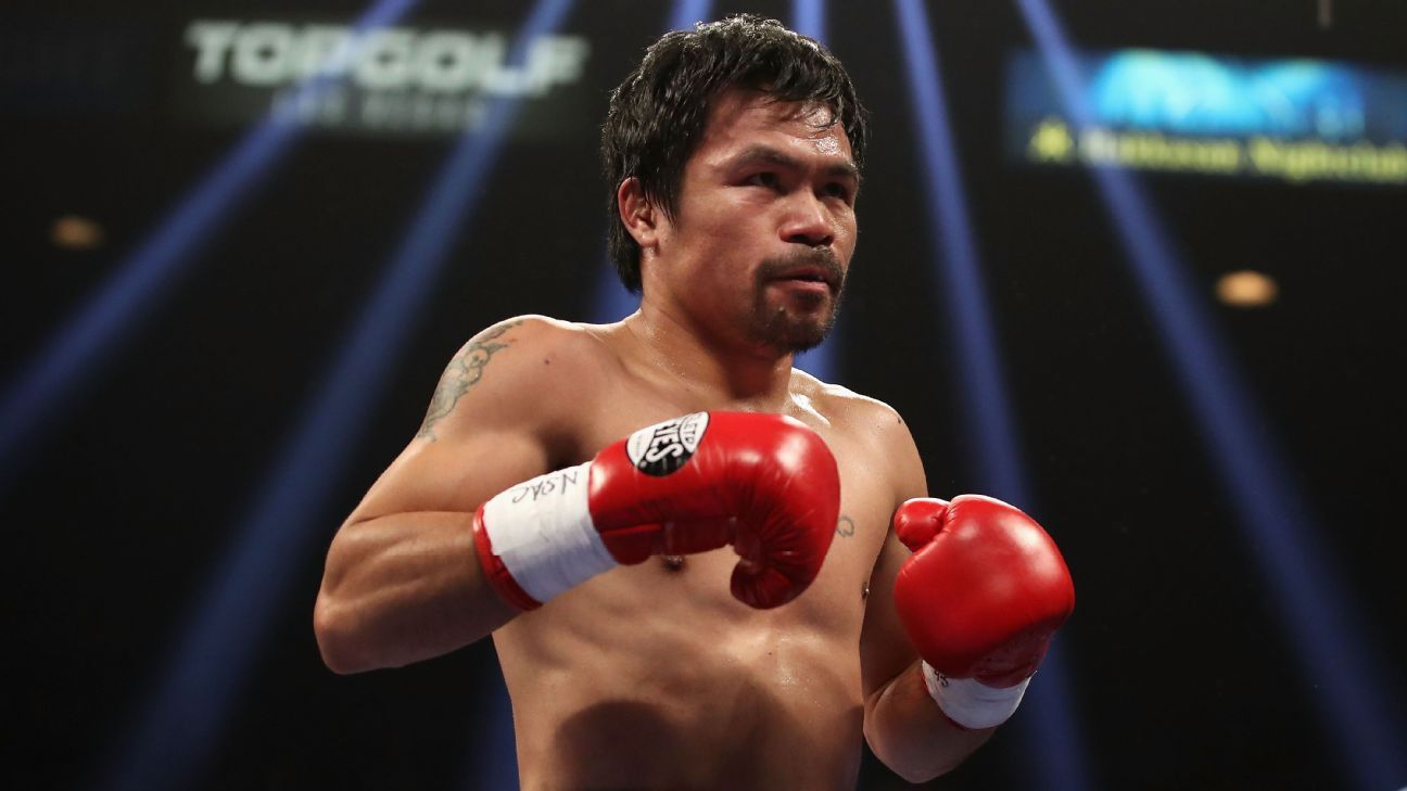 Pacquiao a strong finisher in the ring and in his career