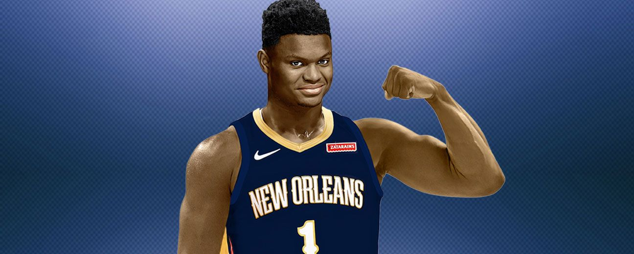 Winning Williamson Pelicans Land No 1 Pick