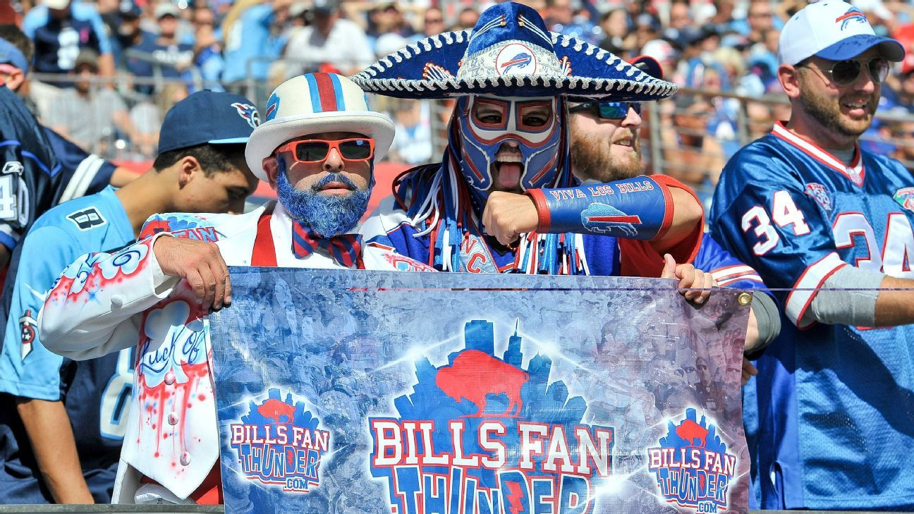 Bills super fan Ezra Castro, also known as Pancho Billa, died of cancer at age 39 on Tuesday.