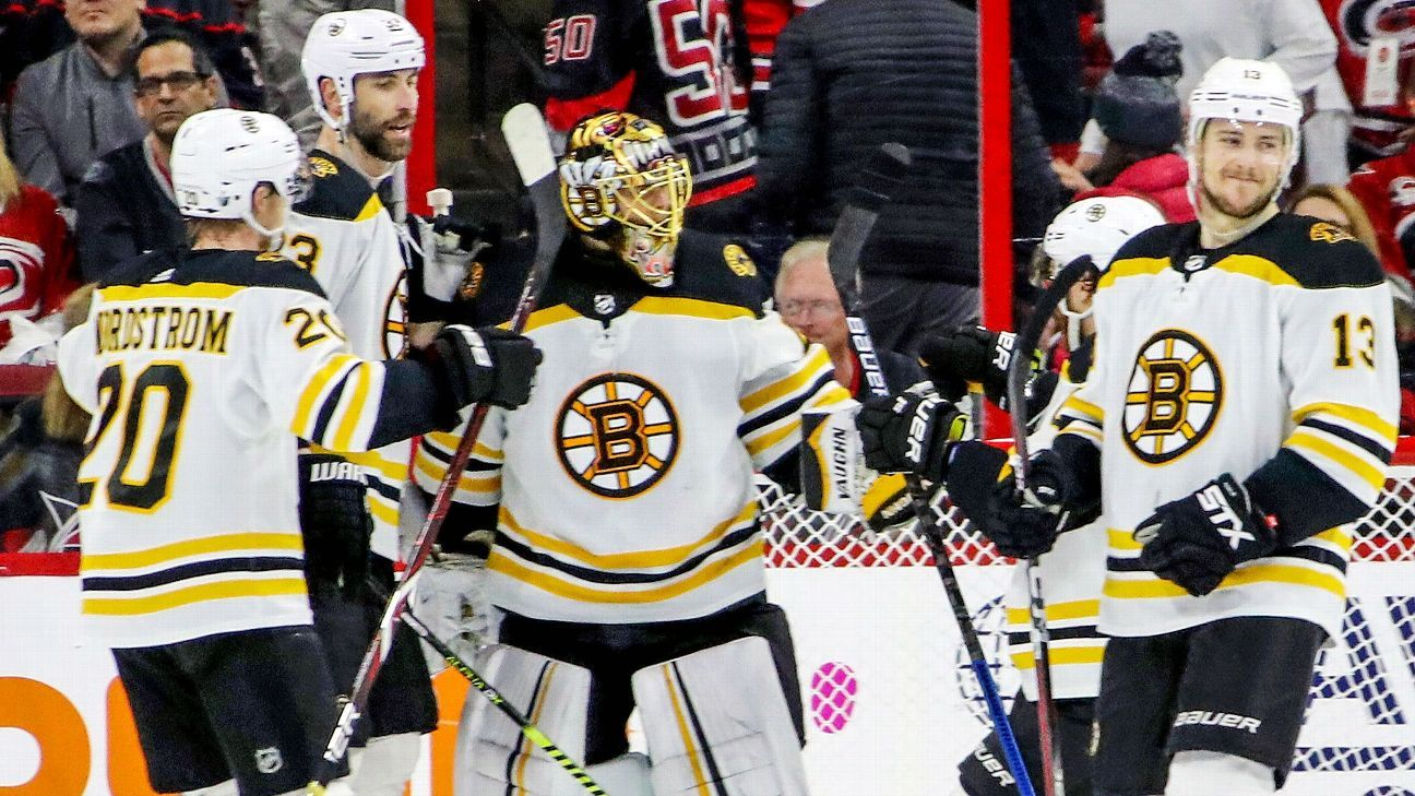 Stanley Cup Playoffs Daily: Bruins one win away from Cup Final
