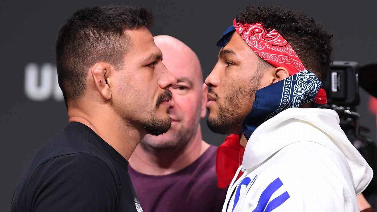 UFC Fight Night live results