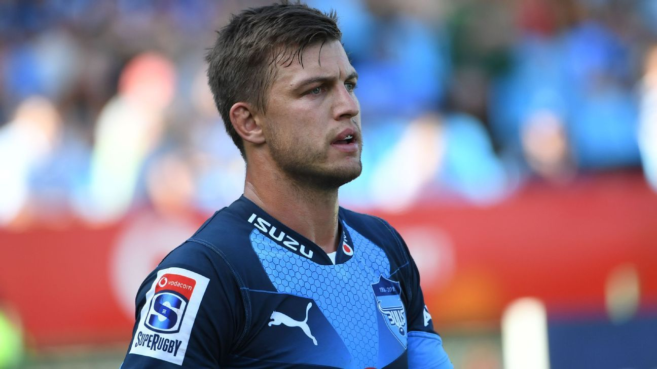 Springboks' Pollard leaves Super Rugby tour with calf injury