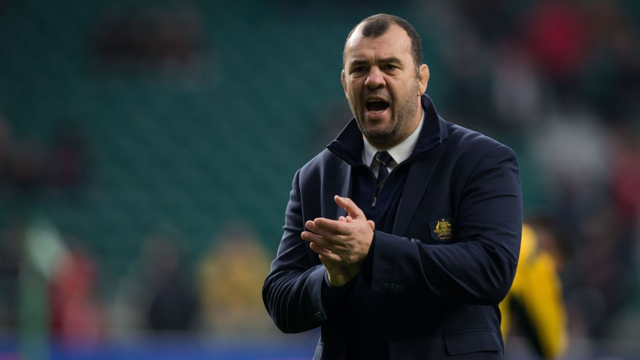 Uniting the Wallabies is Michael Cheika's greatest challenge yet