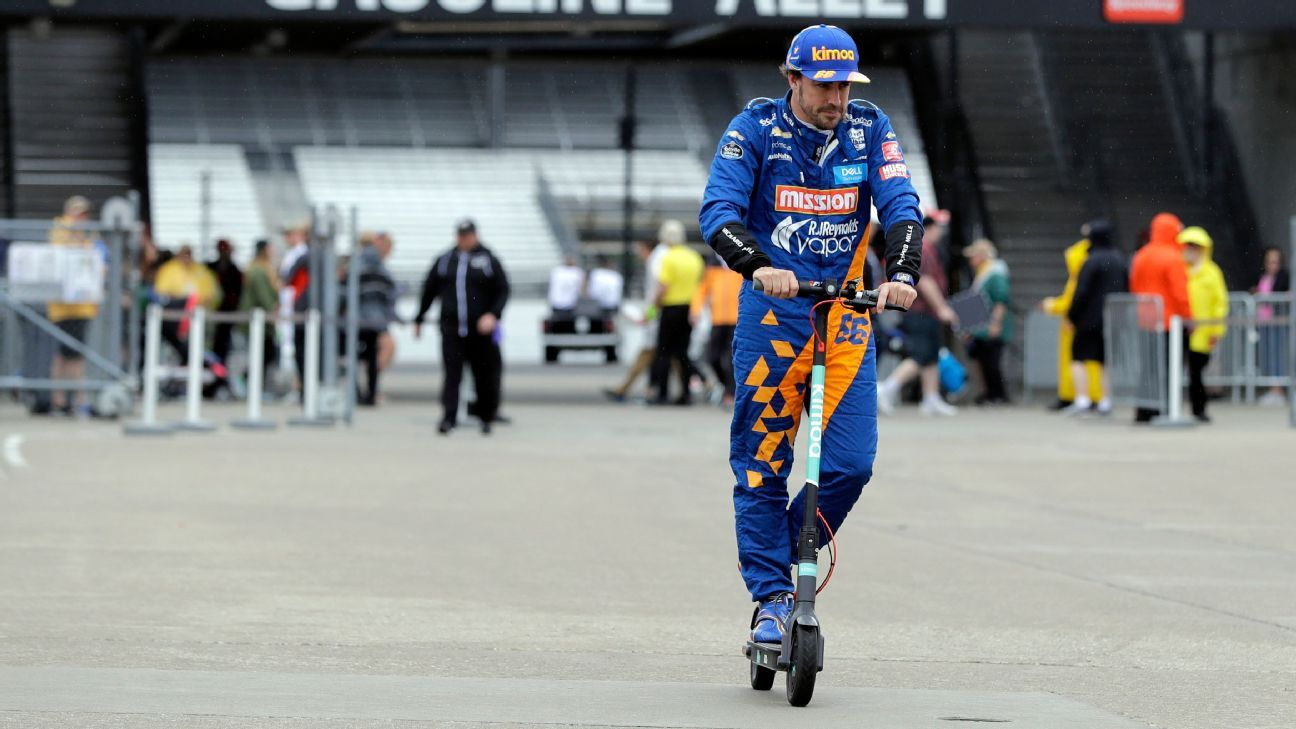 Alonso close to Andretti deal for Indy 500
