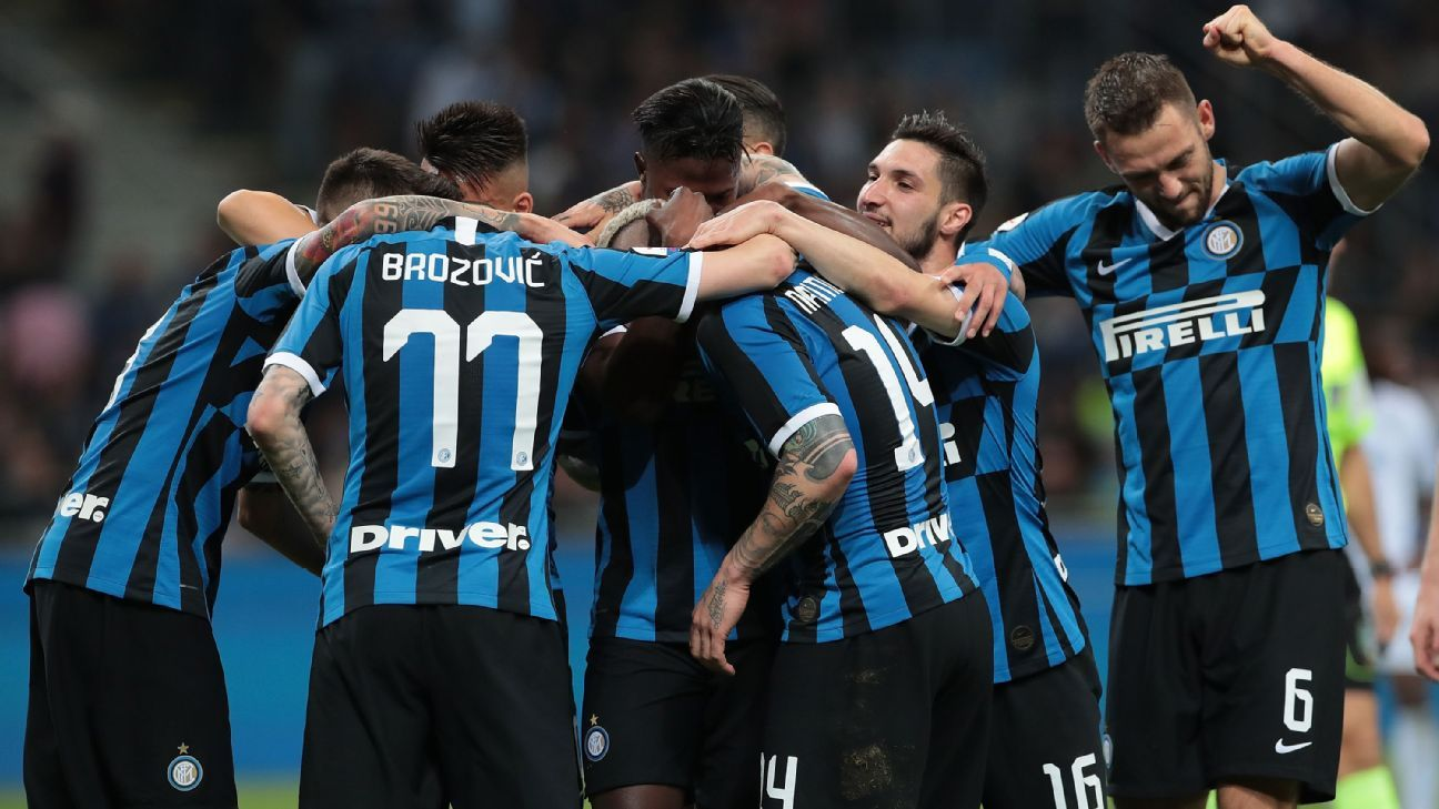 Atalanta, Inter Milan secure UCL spots on last day
