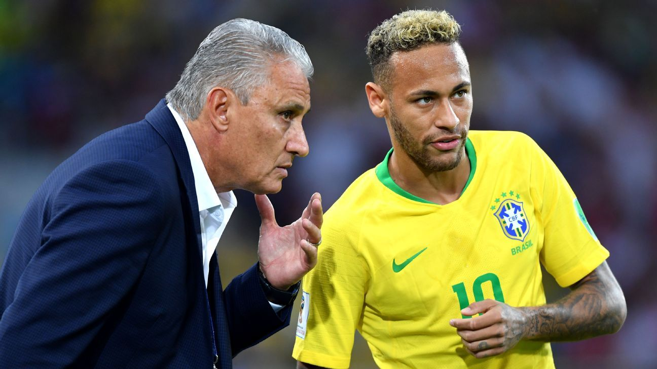 Brazil have taken Neymar's armband, but why was he captain in the first place?