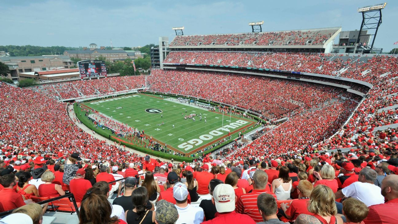 Georgia AD Greg McGarity told the Atlanta Journal-Constitution on Wednesday that beer and wine will be sold in Sanford Stadium's premium seating area during the upcoming football season, a section limited to donors who pledge at least $25,000.