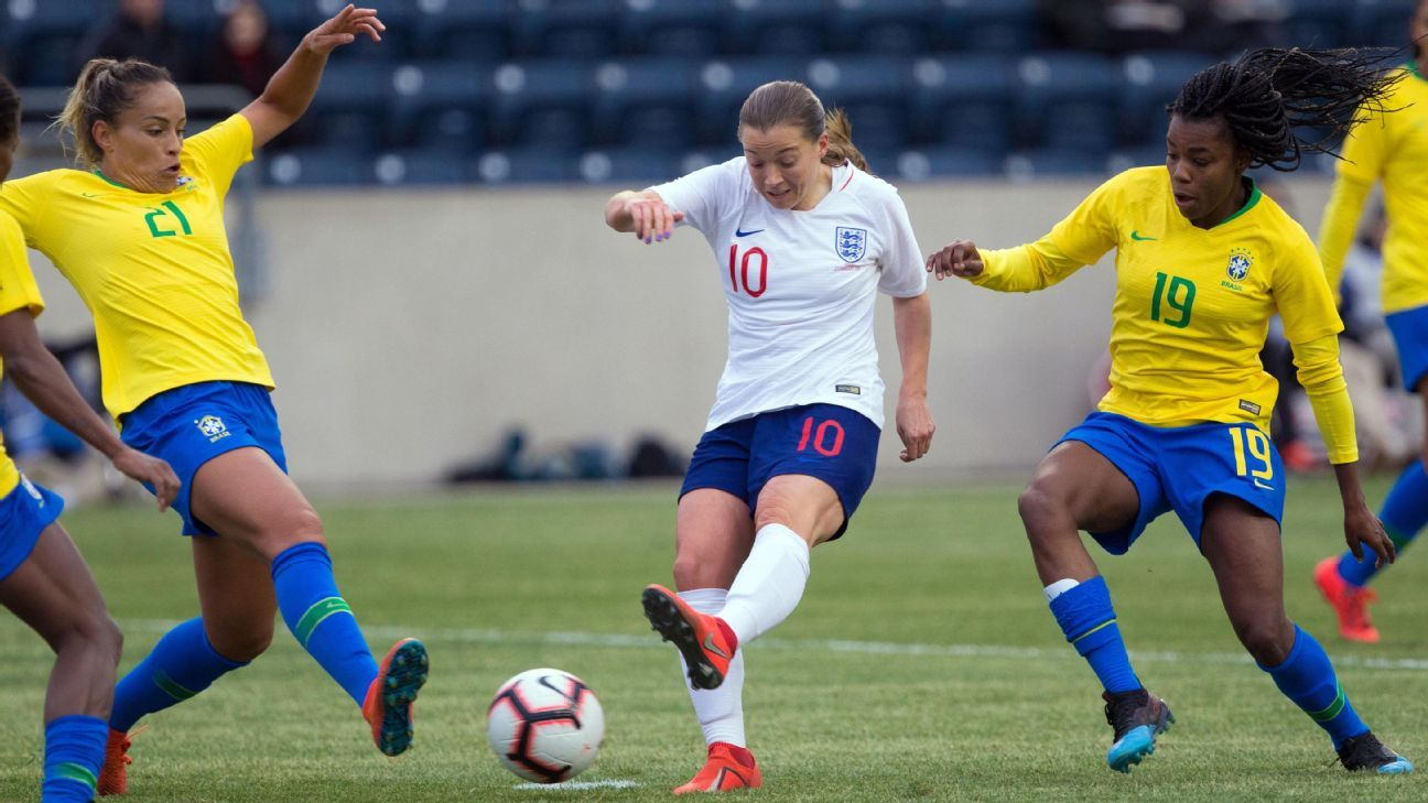 The true grit of England's Fran Kirby